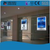 Panneau de guidage en aluminium publicitaire Slim Light Box