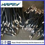 SAE100 R16 sur le fil tressé Le flexible hydraulique