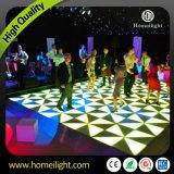 1*1m RGB Dança Melhor Preço grossista Portable Dança para festas de casamento