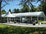 500の人PVC結婚式のテントのアルミニウムイベントの玄関ひさし