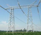 Hot-DIP гальванизированная башня передачи силы угла стальная