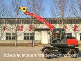 Bouw van de Technologie van de Verrichting van Gebroken Hamer in Klein Graafwerktuig Baoding