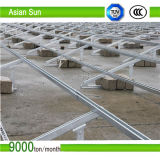 Sistema solare del montaggio del tetto libero di trasporto