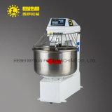 misturador de massa de pão da espiral do pó 2bags para a padaria (ISO do CE)