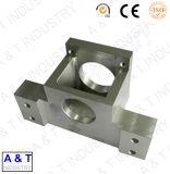 Peças de automóvel /CNC que faz à máquina as peças fazendo à máquina do alumínio das peças