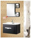 Cabinet de salle de bains en bois plein (KD-781)
