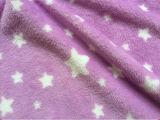 De alta calidad de tela de la franela de manta, ropa de bebé y Albornoz (SR-F170305-16)