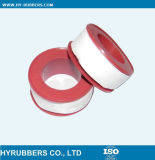 100% de fita de PTFE puro usada para tubulação