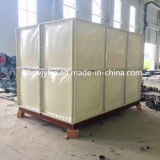 Réservoir de stockage de l'eau du réservoir d'eau FRP GRP