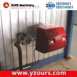 Revestimiento en polvo de aluminio de la máquina para el gasoducto