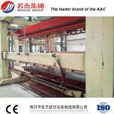 고능률은 공기에 쐬인 콘크리트 블록 플랜트 AAC 플랜트를 압력가마로 소독했다