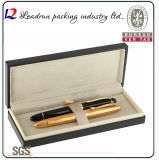 木包装の鉛筆のギフトのペンボックスペーパー表示プラスチックペンボックス荷箱のディスプレイ・ケース(Lrp01B)