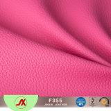 Materiale di cuoio sintetico di rinforzo della borsa del PVC del rifornimento