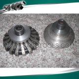 Outils de traitement de pierre Profil de diamant des roues (SG-093)
