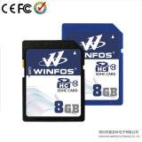 Winfos 8GB Class 10 High Speed SDHC Card met Real Capacity (w-sdhc-008)