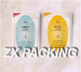 Facial Mask를 위한 플라스틱 매트 Varnish Multicolor Cosmetics Packaging Bag