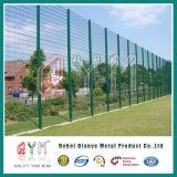 安い二重ワイヤー庭の塀のエッジングまたは金属3Dの二重ループ鉄条網