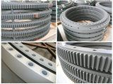 Los anillos de rotación de rodillos cruzados con equipos externos 9e-1z30-0980-16 Cojinetes de tornamesa