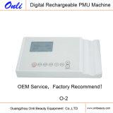 Машина Tattoo O2его приспособления Onli толковейшая цифров перезаряжаемые Micropigmentation