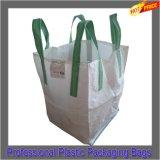 100% polipropileno plástico tejida Bolsa Jumbo para Arena