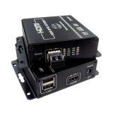 HDMI Ergänzung über realer 4k Uhd Übertragung der Faser-(2200)