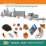Alimentación del alimento de animal doméstico automático de la mejor calidad/de la comida del alimento de perro/para gatos/de los pescados que hace la máquina/la línea de transformación/la cadena de producción