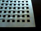 Maglia perforata del metallo del foro quadrato