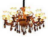 Moderne Leuchter-Beleuchtung Effektivwert-18 mit K9 oder Swarovski Kristall-Dekoration