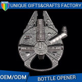 Abridor de frasco do metal do Star Wars do presente da promoção da bebida da cerveja