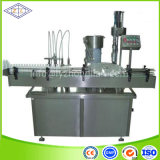 E 액체 충전물 기계