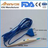 Elettrodo riutilizzabile del ciclo di Esu dell'elettrodo della lama di Electrosurgical di alta qualità 510 (k)