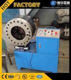 Venda direta da fábrica! com 10 jogos livrar a máquina de friso de borracha da tubulação de mangueira dos dados