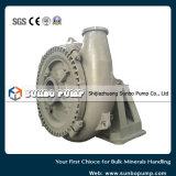 100D-Sg Vente chaude à haut débit pompe centrifuge de boue Grave/pompe de dragage