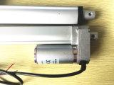 常州の工場からの小型電気線形アクチュエーター24V/12V