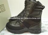Ботинок высокого качества черный тактический для воиска и армии