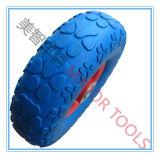 300-4 rotella dell'unità di elaborazione/rotella di gomma della gomma piuma Wheel/PU per la carriola