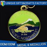 専門の製造業者は金属の習慣メダルを作る