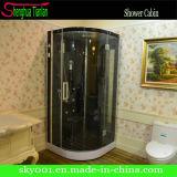 ABS Tray Wood Cushion Shower Sauna Steam Shower Cabin (TL-8894)