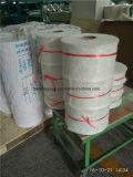 P.J. 380g, 266mm largeur, couvre-tapis piqué par fibre de verre d'E-Glace
