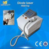 Draagbaar Permanent Ce Approvaled van de Verwijdering van het Haar van de Laser van de Diode (MB810P)