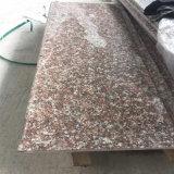 Poid poli chinois G687 granit poli granulé rouge