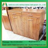 Естественный деревянный шкаф ботинка