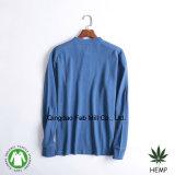 人の麻の有機性綿のTシャツ(MLT-01/02)