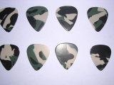 新しい! 軍隊の緑のギターは選ぶ(351)