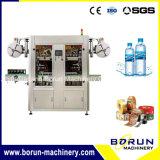 Máquina de etiquetagem automática para corpo e tampa da garrafa