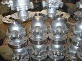 """Valvole a sfera dell'acciaio inossidabile Q41f 1/2 """" ~4 """""""