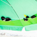 De nieuwe Parasol van de Zon van de Paraplu van het Strand van het Punt met Multifunctionele Zakken (bu-0020P)