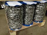 Chaîne de liaison DIN766 en acier inoxydable de 3/16 po