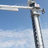 14 mois de garantie de la construction de la rampe en béton de la machine en plaçant