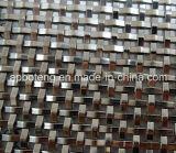 Rete metallica decorativa